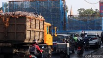 Flyover Jalan Jakarta dan Laswi Bandung Ditarget Rampung Desember 2020