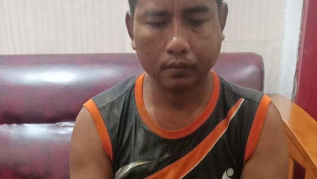 Polisi Tangkap Pengedar Sabu Jaringan Lapas Bungo Jambi di Kebun Karet