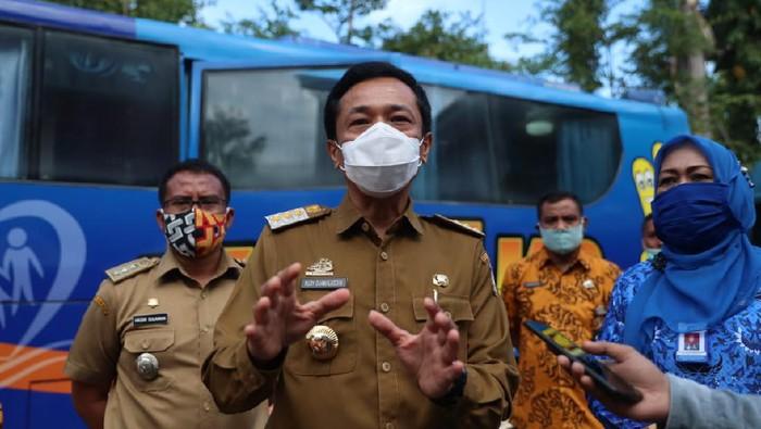 Pj Walikota Makassar, Rudy Djamaluddin (dok. Istimewa).