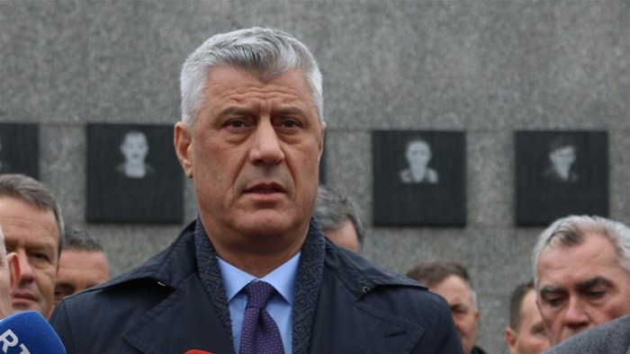 Presiden Kosovo Hashim Thaci (Getty Images)