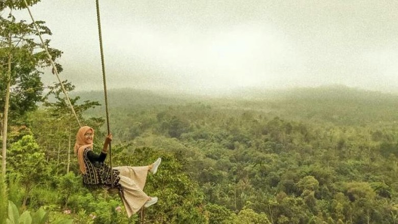 Sajang Glamping Sembalun di Nusa Tenggara Barat (NTB)