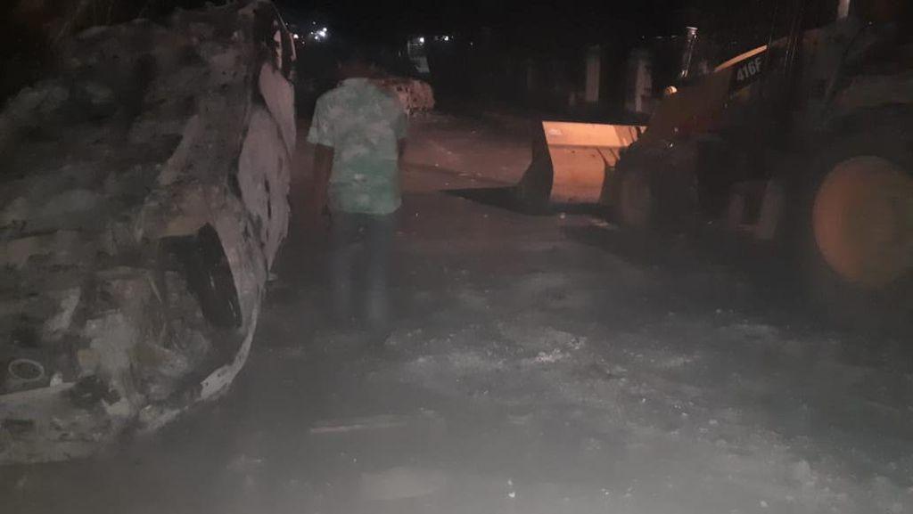 Ricuh di Madina, Polisi Tetapkan 17 Orang Jadi Tersangka