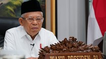 Wapres Maruf Amin Ajak Masyarakat Jaga Harmoni Kerukunan Antaragama
