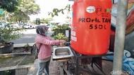Keluhkan Wastafel di Pasar dan Terminal Ciamis, Warga: Airnya Kosong