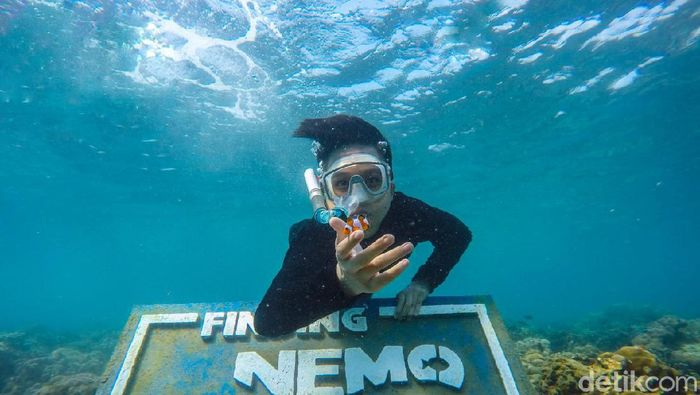 Wisata Bahari Snorkeling di Pulau Gili Ketapang Probolinggo