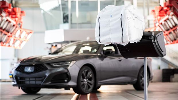 All New Acura TLX 2021