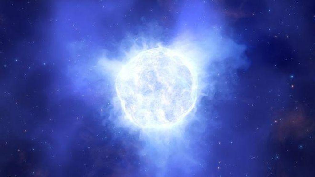 Misteri Bintang Raksasa Hilang Tanpa Jejak