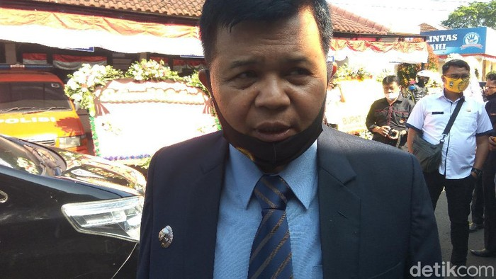 Bupati Bandung Barat Aa Umbara