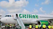 Jokowi ke Banyuwangi, Garuda-Citilink-Lion Air Mulai Terbang Lagi