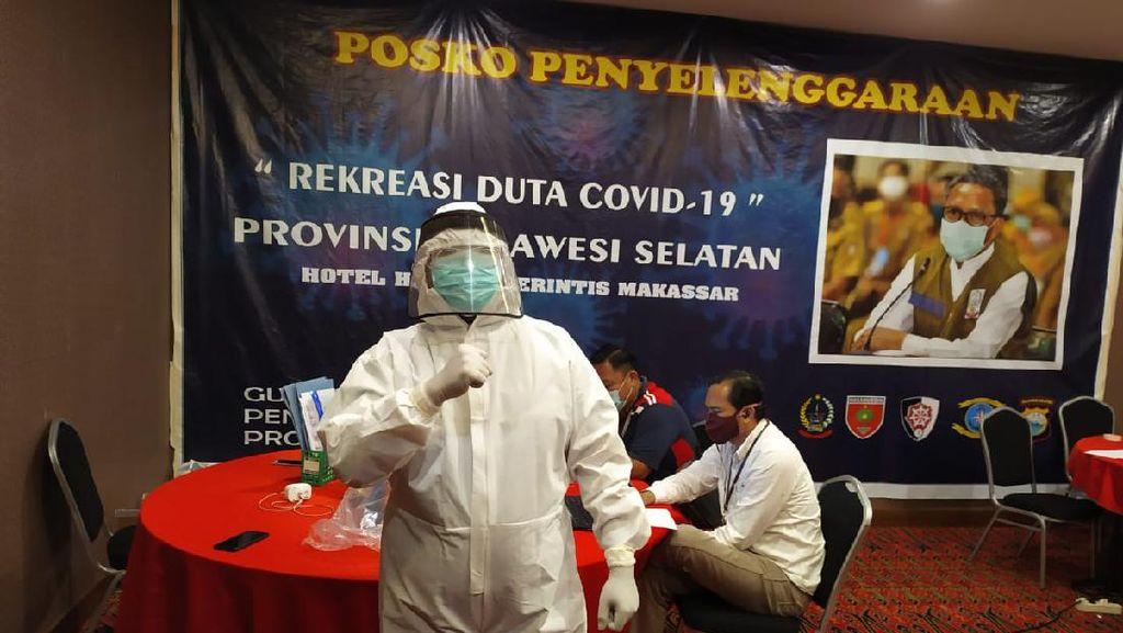 Tangani 190 Pasien Corona Sendirian, Dokter Ini Kecewa Belum Terima Insentif