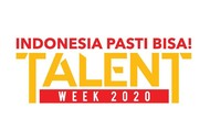 Indonesia Pasti Bisa Talent Week 2020 #INIBAKATSAYA