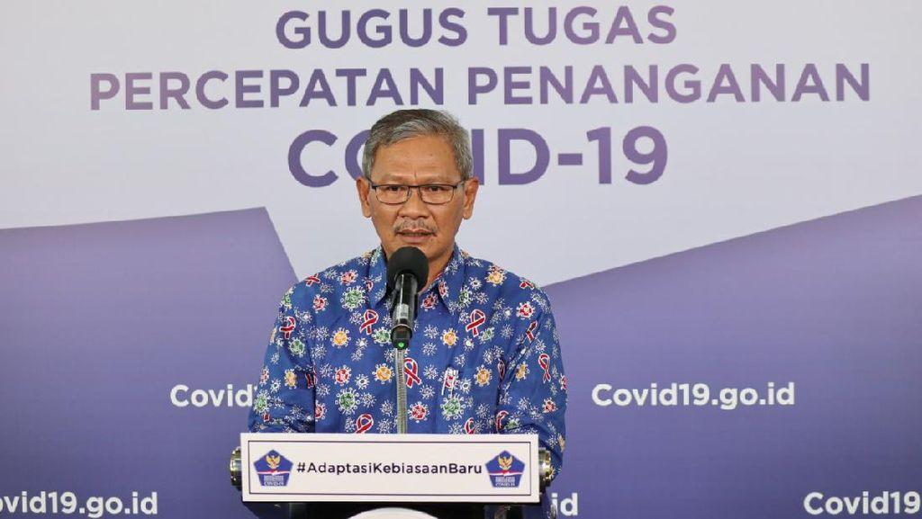 Video: Tambah 1.268, Total Kasus Positif Corona di Indonesia Jadi 66.226