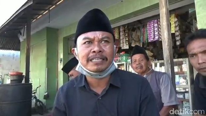 Kades Kedawang, Suharto