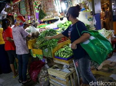 Kantong Belanja Ramah Lingkungan di DKI Jakarta, Bisa Kok!