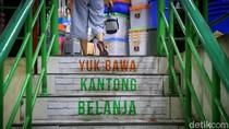 7 Solusi Pengganti Kantong Belanja Sekali Pakai
