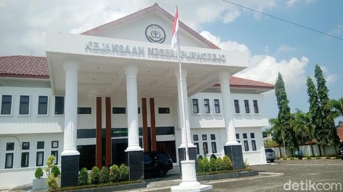 Kantor Kejaksaan Negeri Purworejo, Jawa Tengah.