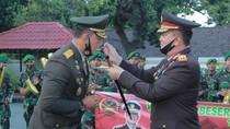 Kejutan Danrem-Danlanal ke Kapolda NTB di Hari Bhayangkara
