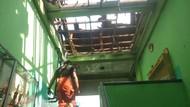 Kebakaran di SMAN 100 Jakarta, Kepsek: 7 Ruangan Terbakar
