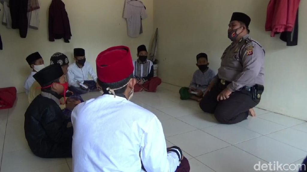 Kisah Hijrah Polisi yang Bangun Pesantren untuk Anak Yatim-Dhuafa