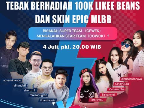 Likee Superstar Battle