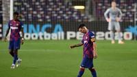 Lionel Messi Mau Tinggalkan Barca? Klub Lamanya Penuh Harap