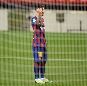 Peran Lionel Messi dalam 10% Gol Barca Sepanjang Sejarah