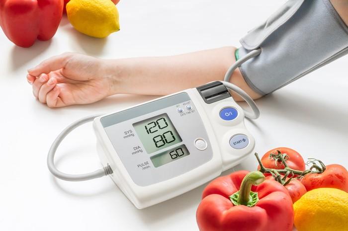 Makanan penurun tekanan darah tinggi