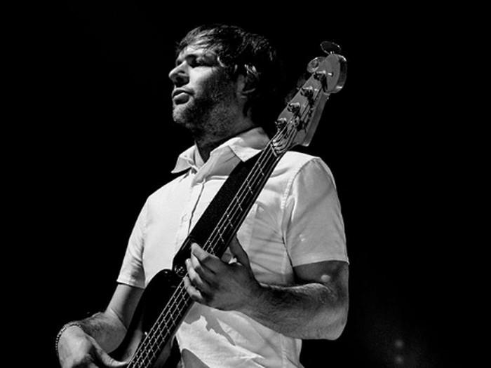 Mickey Madden, bassist Maroon 5.