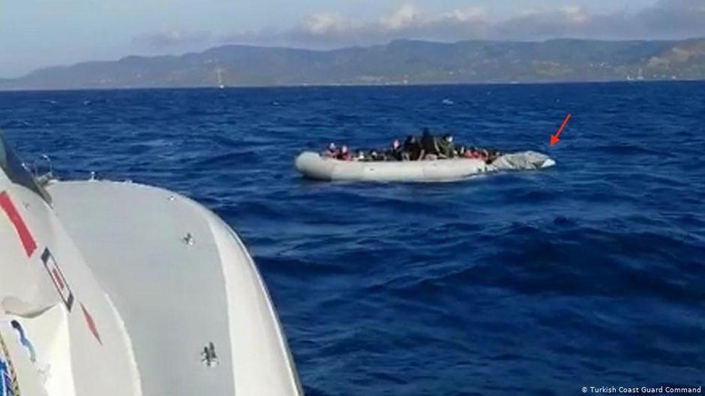 Kisah Pilu Pengungsi Terkatung-katung dan Diserang di Tengah Laut Aegean