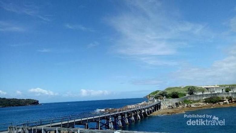 Pantai La Perouse di Sydneys
