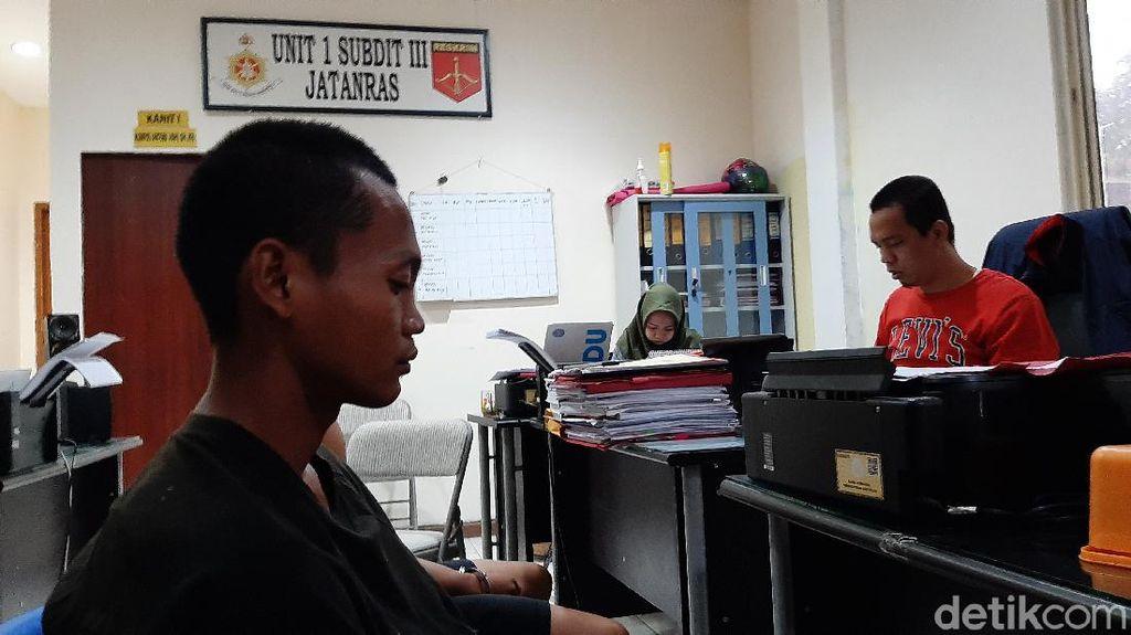 Demi Sabu, Remaja di Palembang Bunuh dan Rampas Motor Kakak Angkat