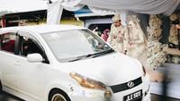 Nyata Terjadi, 10 Foto Pernikahan Drive Thru di Era New Normal
