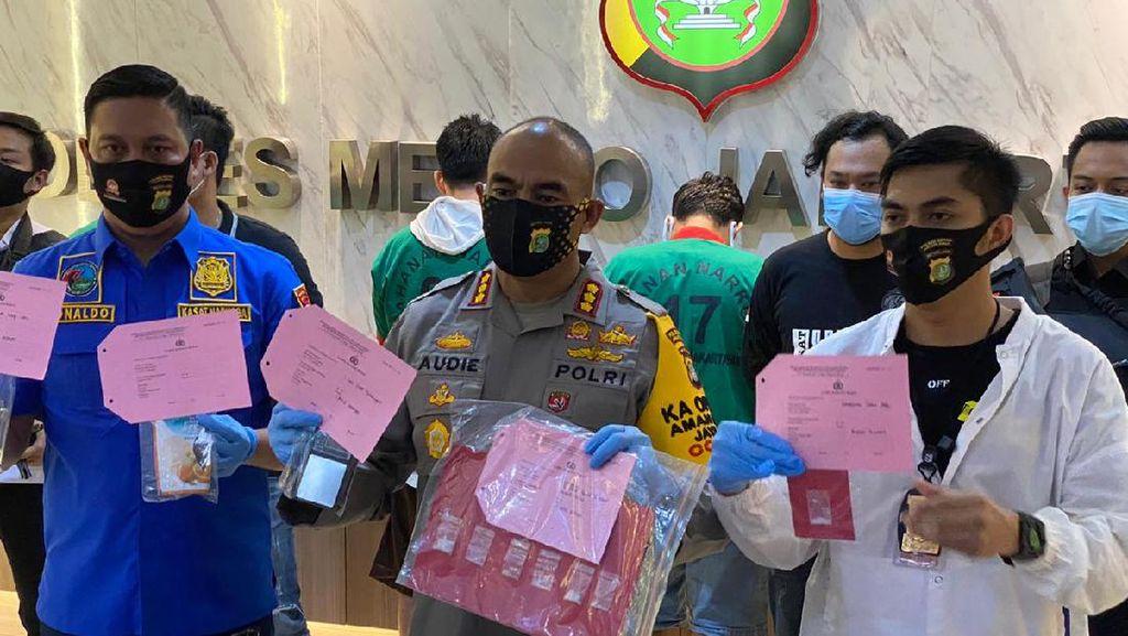 Polisi Jelaskan Mengapa Ridho Ilahi Jadi Tersangka Meski Urine Negatif