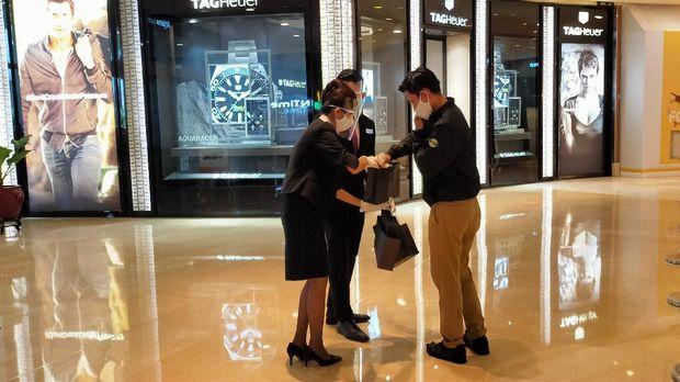 Pusat perbelanjaan dilarang gunakan kantong plastik