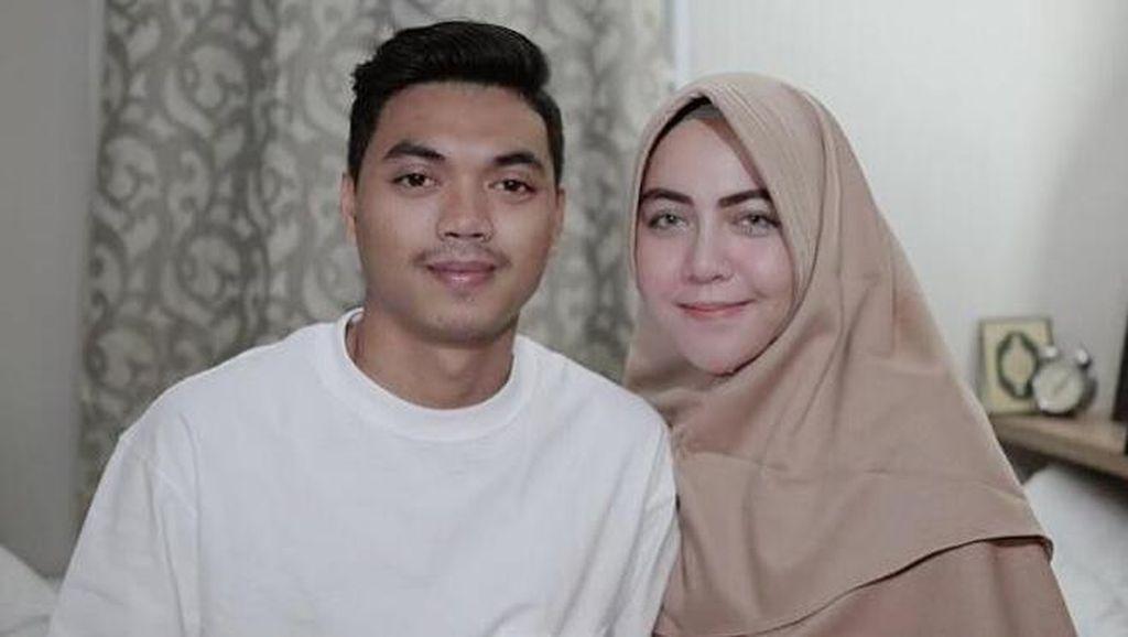 Ratu Rizky Nabila Nyesel Bikin Tato Nama Bintang Persija Alfath Fathier