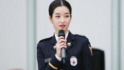 Seo Ye Ji Pernah Jadi Polisi Kehormatan, Lihat Tampilannya Sebagai Polwan