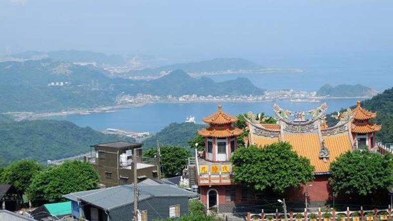 Shifen dan Juifen di Taiwan