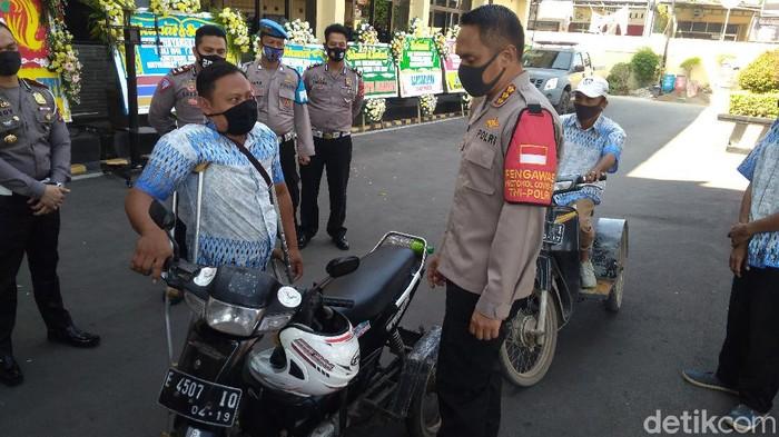 SIM Gratis untuk Difabel di Cirebon