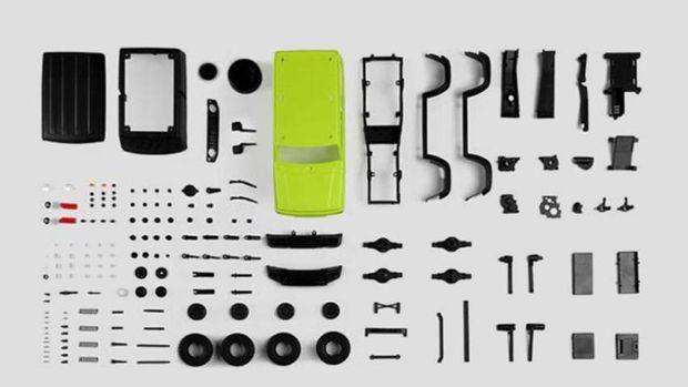 Suzuki Jimny Xiaomi