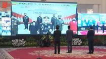 Saat Tanya Jawab Kapolres Sabang-Jokowi Terhalang Teknis