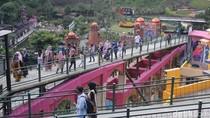 Objek Wisata di Lembang Kembali Ramai Dikunjungi Wisatawan