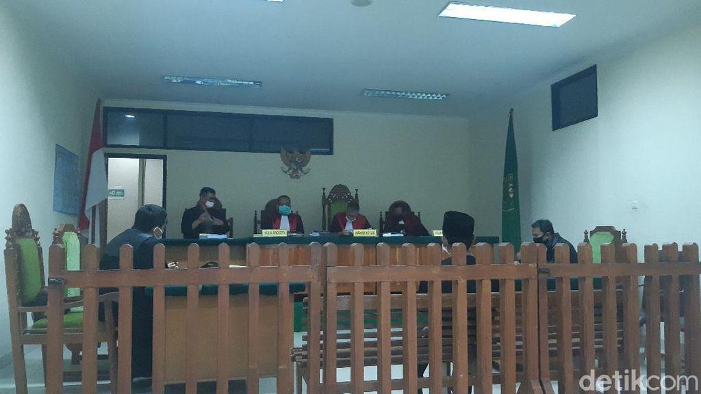 Terdakwa Korupsi Pembangunan JLS Cilegon Divonis 2,6 Tahun