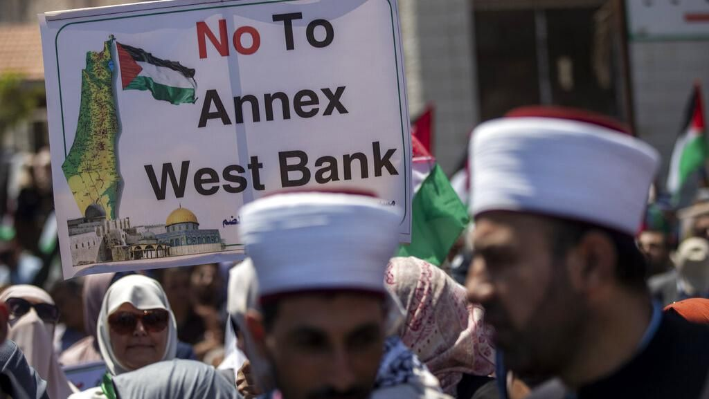 Palestina dan Israel Memanas, 6 Negara Tolak Pencaplokan Tepi Barat