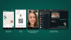 Cara Pakai Fitur Baru WhatsApp, Dark Mode Web Hingga Stiker Animasi