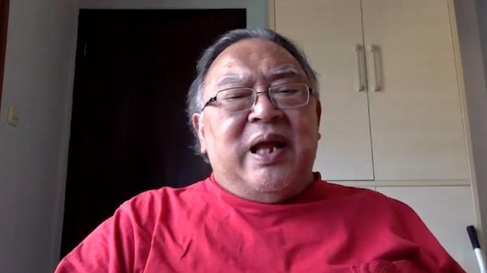 Wimar Witoelar, mantan juru bicara Presiden Gus Dur