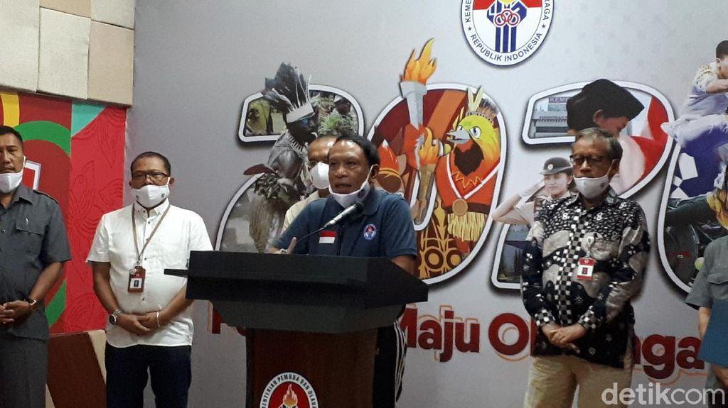 Menpora Sepakat Enam Stadion Piala Dunia U-20 Usulan PSSI Direnovasi