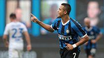 Gabung Inter Milan, Alexis Sanchez Kantongi Rp 173 M dari Man United