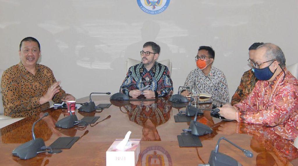 Apresiasi Pemerintah Kolumbia untuk Indonesia
