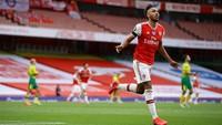 Aubameyang Minta Naik Gaji Demi Bertahan di Arsenal, Berapa Jumlahnya?