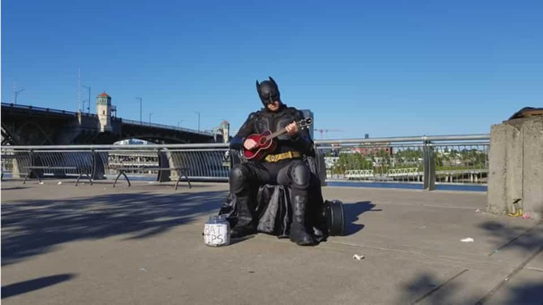 batman main ukulele